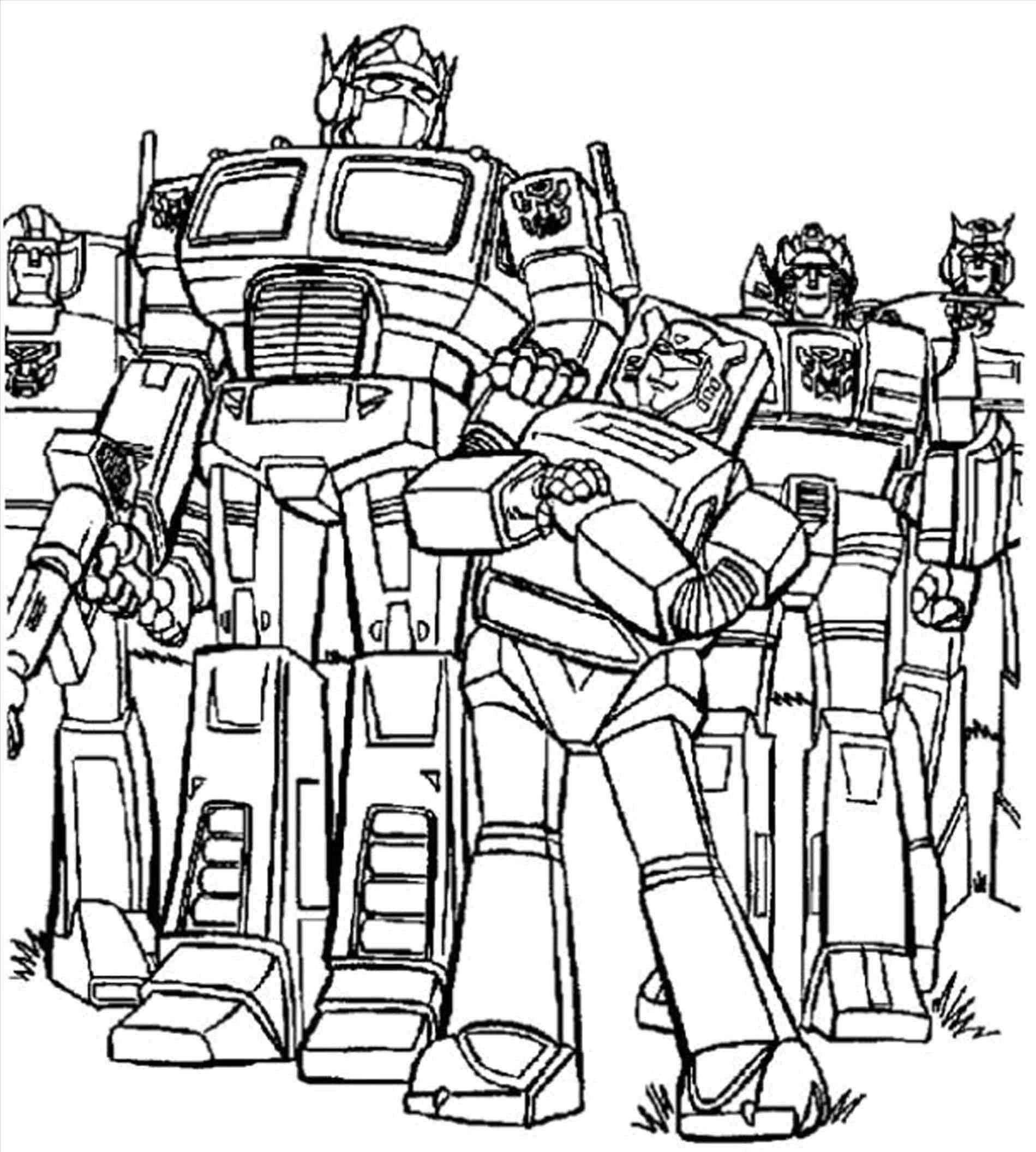 Большое количество раскрасок с роботами. Раскраски Роботы