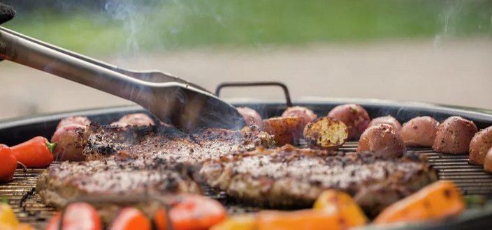 Блюда на гриле польза или вред