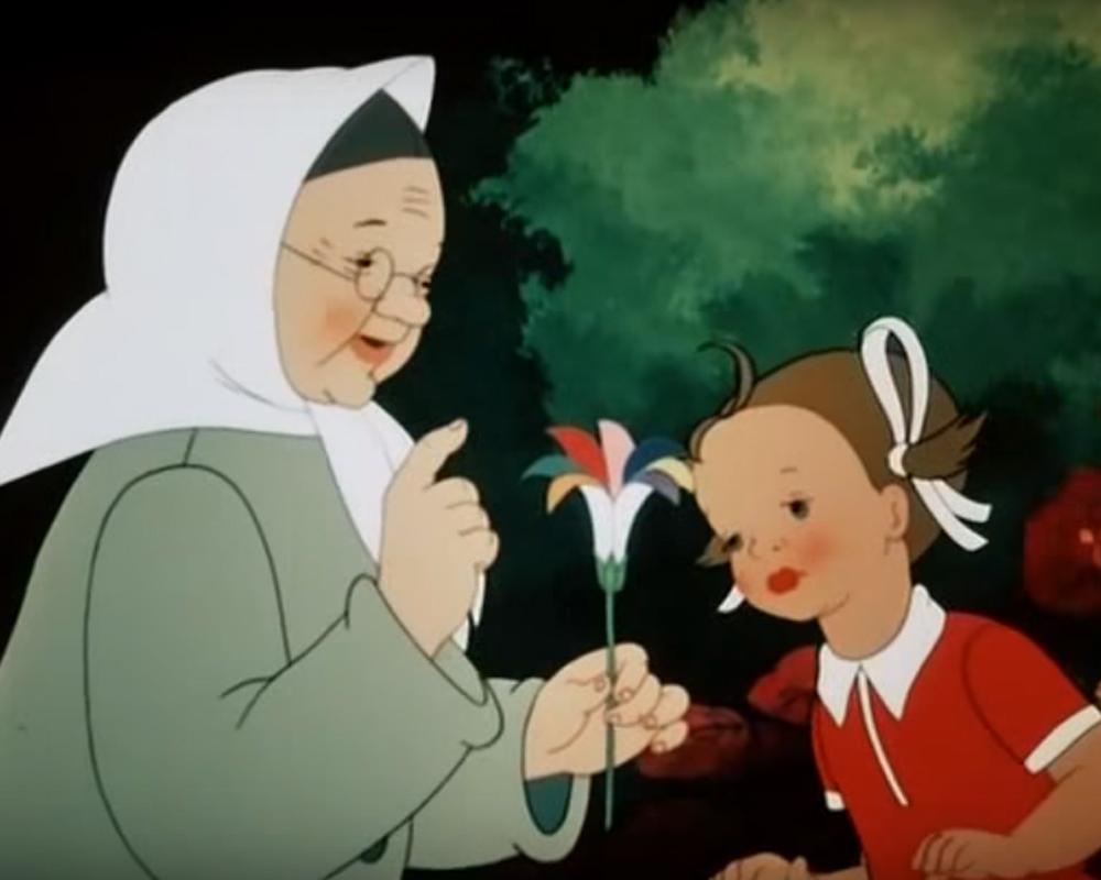 Картинки из мультика цветик семицветик советский
