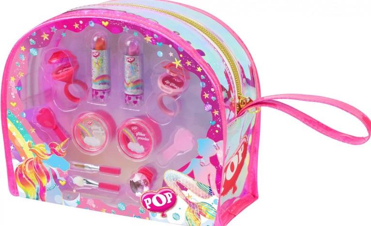 декоративная косметика для девочек набор