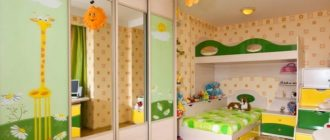 как выбрать комплект детской мебели