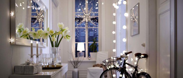 как украсить дом к празднику