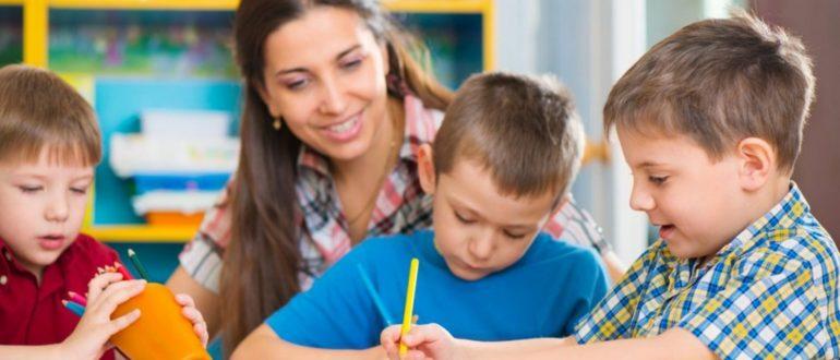 Адаптация в детском саду и в среде сверстников