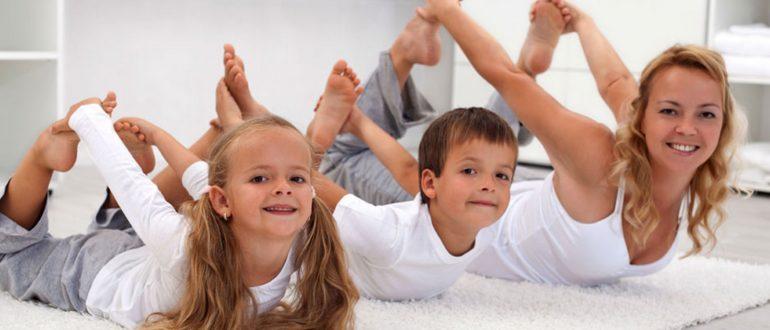 Комплекс подвижных игр на развития ловкости у детей среднего дошкольного возраста