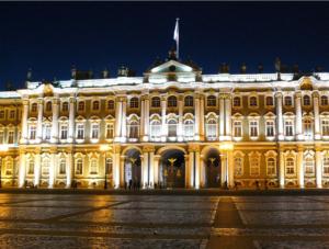 Зимний дворец – жемчужина Эрмитажа