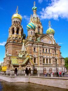 Спас-на-Крови – удивительной красоты собор