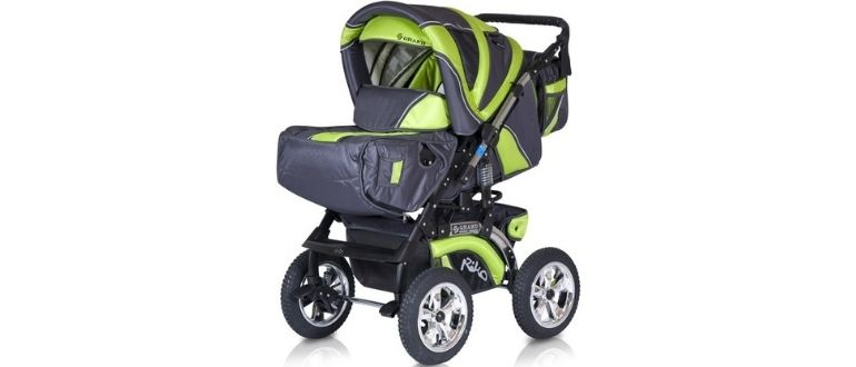 Коляски для новорожденных - рейтинг лучших и популярных колясок