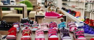 детская модная одежда и обувь