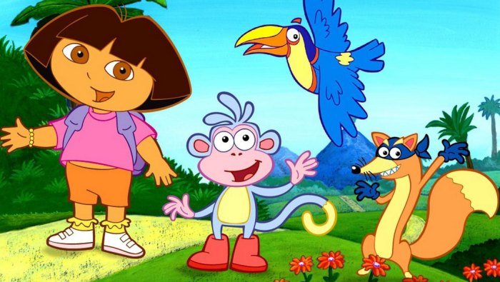 развивающие мультфильмы для детей 3 лет