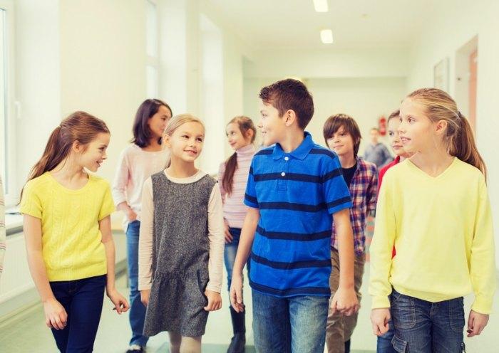 правила этикета для детей школьного возраста